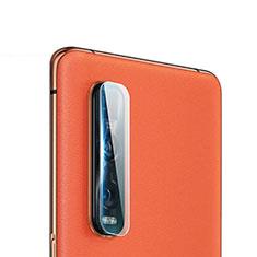 Kameraschutz Gehärtetes Glas Glasfolie Skins zum Aufkleben Panzerglas für Oppo Find X2 Pro Klar