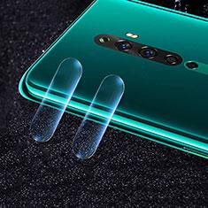 Kameraschutz Gehärtetes Glas Glasfolie Skins zum Aufkleben Panzerglas für Oppo Reno2 Z Klar