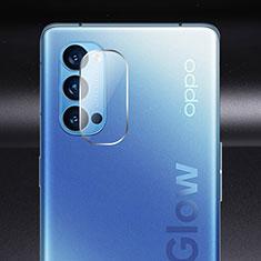 Kameraschutz Gehärtetes Glas Glasfolie Skins zum Aufkleben Panzerglas für Oppo Reno4 5G Klar
