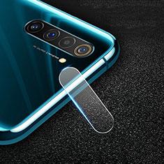 Kameraschutz Gehärtetes Glas Glasfolie Skins zum Aufkleben Panzerglas für Realme X50 Pro 5G Klar