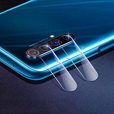 Kameraschutz Gehärtetes Glas Glasfolie Skins zum Aufkleben Panzerglas für Realme X50m 5G Klar