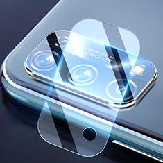 Kameraschutz Gehärtetes Glas Glasfolie Skins zum Aufkleben Panzerglas für Realme X7 Pro 5G Klar