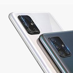 Kameraschutz Gehärtetes Glas Glasfolie Skins zum Aufkleben Panzerglas für Samsung Galaxy A71 5G Klar