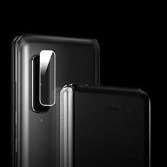 Kameraschutz Gehärtetes Glas Glasfolie Skins zum Aufkleben Panzerglas für Samsung Galaxy Fold Klar