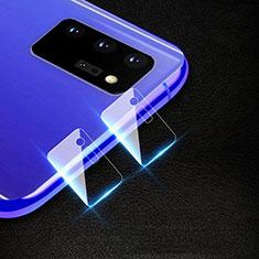 Kameraschutz Gehärtetes Glas Glasfolie Skins zum Aufkleben Panzerglas für Samsung Galaxy Note 20 5G Klar