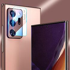 Kameraschutz Gehärtetes Glas Glasfolie Skins zum Aufkleben Panzerglas für Samsung Galaxy Note 20 Ultra 5G Klar
