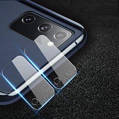 Kameraschutz Gehärtetes Glas Glasfolie Skins zum Aufkleben Panzerglas für Samsung Galaxy S20 FE 5G Klar
