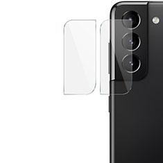 Kameraschutz Gehärtetes Glas Glasfolie Skins zum Aufkleben Panzerglas für Samsung Galaxy S21 5G Klar