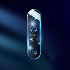 Kameraschutz Gehärtetes Glas Glasfolie Skins zum Aufkleben Panzerglas für Sony Xperia 1 II Klar