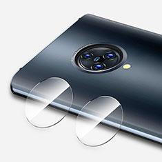 Kameraschutz Gehärtetes Glas Glasfolie Skins zum Aufkleben Panzerglas für Vivo Nex 3 Klar