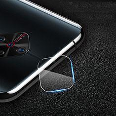 Kameraschutz Gehärtetes Glas Glasfolie Skins zum Aufkleben Panzerglas für Vivo X50 Lite Klar