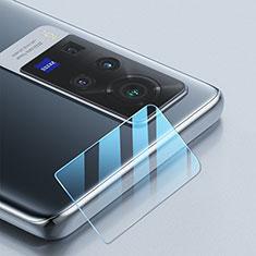 Kameraschutz Gehärtetes Glas Glasfolie Skins zum Aufkleben Panzerglas für Vivo X60 Pro 5G Klar