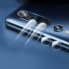 Kameraschutz Gehärtetes Glas Glasfolie Skins zum Aufkleben Panzerglas für Xiaomi Mi 10 Pro Klar
