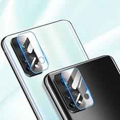 Kameraschutz Gehärtetes Glas Glasfolie Skins zum Aufkleben Panzerglas für Xiaomi Mi 10T 5G Klar