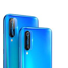 Kameraschutz Gehärtetes Glas Glasfolie Skins zum Aufkleben Panzerglas für Xiaomi Mi 9 Pro Klar