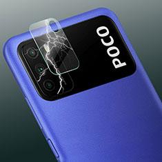 Kameraschutz Gehärtetes Glas Glasfolie Skins zum Aufkleben Panzerglas für Xiaomi Poco M3 Klar
