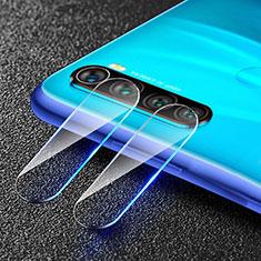 Kameraschutz Gehärtetes Glas Glasfolie Skins zum Aufkleben Panzerglas für Xiaomi Redmi Note 8 Pro Klar