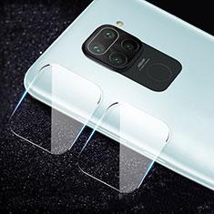 Kameraschutz Gehärtetes Glas Glasfolie Skins zum Aufkleben Panzerglas für Xiaomi Redmi Note 9 Klar