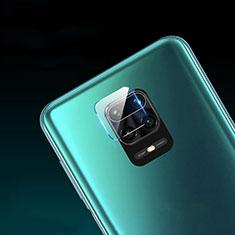 Kameraschutz Gehärtetes Glas Glasfolie Skins zum Aufkleben Panzerglas für Xiaomi Redmi Note 9 Pro Klar