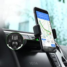 KFZ Halter Halterungung CD Schlitz Auto Handy Halter Halterung Universal M26 für Huawei Mate 30 Schwarz