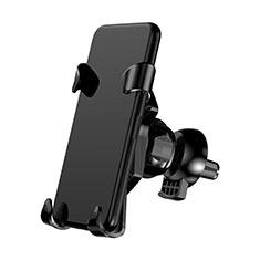 KFZ Halter Halterungung Lüftungs Auto Handy Halter Halterung Universal A03 für Sony Xperia XA3 Ultra Schwarz