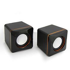 Mini Lautsprecher Stereo Speaker für Huawei Mate 30 5G Schwarz