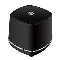 Mini Lautsprecher Stereo Speaker W06 für Oppo F17 Schwarz