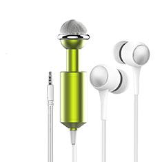 Mini-Stereo-Mikrofon Mic 3.5 mm Klinkenbuchse M15 für Sony Xperia XZ2 Premium Schwarz