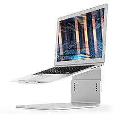 NoteBook Halter Halterung Laptop Ständer Universal S09 für Apple MacBook Pro 15 zoll Retina Silber
