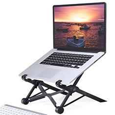 NoteBook Halter Halterung Laptop Ständer Universal S14 für Apple MacBook 12 zoll Schwarz