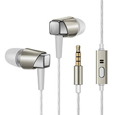 Ohrhörer Stereo Sport Kopfhörer In Ear Headset H19 für Apple iPad New Air 2019 10.5 Gold