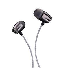 Ohrhörer Stereo Sport Kopfhörer In Ear Headset H26 für Apple iPhone 11 Schwarz