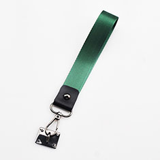 Schlüsselband Schlüsselbänder Lanyard K06 für Asus Zenfone 3 Zoom Grün