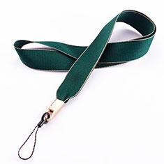 Schlüsselband Schlüsselbänder Umhängeband Lanyard N08 Grün