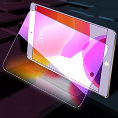 Schutzfolie Displayschutzfolie Panzerfolie Gehärtetes Glas Glasfolie Anti Blue Ray Skins zum Aufkleben Panzerglas B01 für Apple iPad 10.2 (2020) Klar
