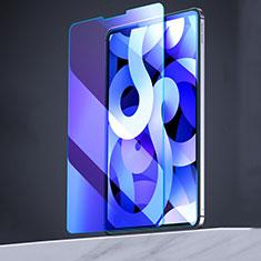 Schutzfolie Displayschutzfolie Panzerfolie Gehärtetes Glas Glasfolie Anti Blue Ray Skins zum Aufkleben Panzerglas B01 für Apple iPad Air 10.9 (2020) Klar