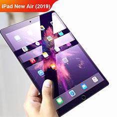 Schutzfolie Displayschutzfolie Panzerfolie Gehärtetes Glas Glasfolie Anti Blue Ray Skins zum Aufkleben Panzerglas B01 für Apple iPad Air 3 Klar