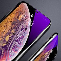 Schutzfolie Displayschutzfolie Panzerfolie Gehärtetes Glas Glasfolie Anti Blue Ray Skins zum Aufkleben Panzerglas B01 für Apple iPhone 11 Klar