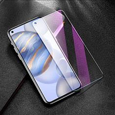 Schutzfolie Displayschutzfolie Panzerfolie Gehärtetes Glas Glasfolie Anti Blue Ray Skins zum Aufkleben Panzerglas B01 für Huawei Honor 30 Klar