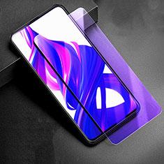 Schutzfolie Displayschutzfolie Panzerfolie Gehärtetes Glas Glasfolie Anti Blue Ray Skins zum Aufkleben Panzerglas B01 für Huawei Honor 9X Pro Klar
