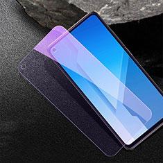Schutzfolie Displayschutzfolie Panzerfolie Gehärtetes Glas Glasfolie Anti Blue Ray Skins zum Aufkleben Panzerglas B01 für Huawei Honor Play4 5G Klar