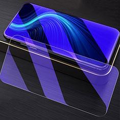 Schutzfolie Displayschutzfolie Panzerfolie Gehärtetes Glas Glasfolie Anti Blue Ray Skins zum Aufkleben Panzerglas B01 für Huawei Honor X10 5G Klar