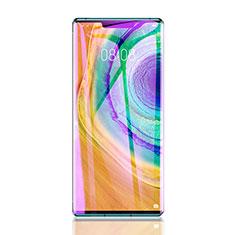 Schutzfolie Displayschutzfolie Panzerfolie Gehärtetes Glas Glasfolie Anti Blue Ray Skins zum Aufkleben Panzerglas B01 für Huawei Mate 30 Klar