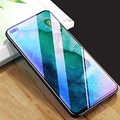Schutzfolie Displayschutzfolie Panzerfolie Gehärtetes Glas Glasfolie Anti Blue Ray Skins zum Aufkleben Panzerglas B01 für Huawei Nova 6 Klar