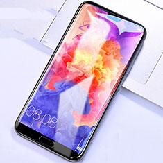 Schutzfolie Displayschutzfolie Panzerfolie Gehärtetes Glas Glasfolie Anti Blue Ray Skins zum Aufkleben Panzerglas B01 für Huawei P20 Pro Klar