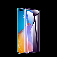 Schutzfolie Displayschutzfolie Panzerfolie Gehärtetes Glas Glasfolie Anti Blue Ray Skins zum Aufkleben Panzerglas B01 für Huawei P40 Pro Klar