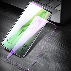 Schutzfolie Displayschutzfolie Panzerfolie Gehärtetes Glas Glasfolie Anti Blue Ray Skins zum Aufkleben Panzerglas B01 für Oppo A8 Klar