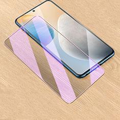 Schutzfolie Displayschutzfolie Panzerfolie Gehärtetes Glas Glasfolie Anti Blue Ray Skins zum Aufkleben Panzerglas B01 für Vivo X60 5G Klar