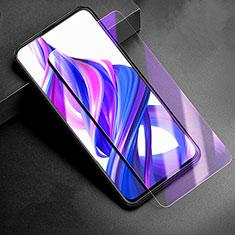 Schutzfolie Displayschutzfolie Panzerfolie Gehärtetes Glas Glasfolie Anti Blue Ray Skins zum Aufkleben Panzerglas B02 für Huawei Honor 9X Klar