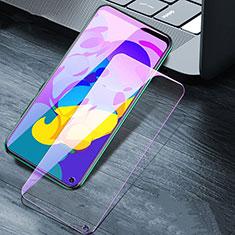 Schutzfolie Displayschutzfolie Panzerfolie Gehärtetes Glas Glasfolie Anti Blue Ray Skins zum Aufkleben Panzerglas B02 für Huawei Honor Play4T Klar